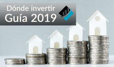 Dónde invertir dinero. Guía 2019 [actualizado]
